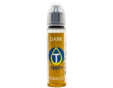 Flacon de 30ml liquides cigarette electronique tabac Dark
