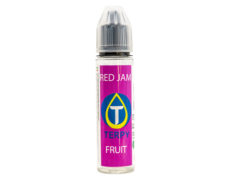 Flacon de 30ml liquides cigarette electronique fruite Red Jam