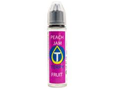 Flacon de 30ml liquides cigarette electronique fruite Peach Jam