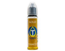 Flacon de 30ml liquides cigarette electronique tabac Gold