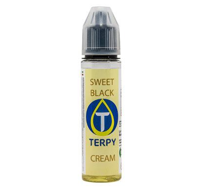 Flacon de 30ml liquides cigarette electronique gourmand Sweet Black