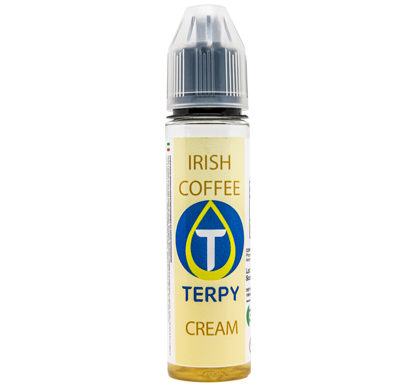 Flacon de 30ml liquides cigarette electronique gourmand Irish Coffee