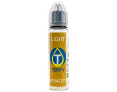 Flacon de 30ml liquides cigarette electronique tabac Light