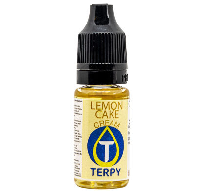Flacon de 10ml arome cigarette electronique gourmand Lemon Cake