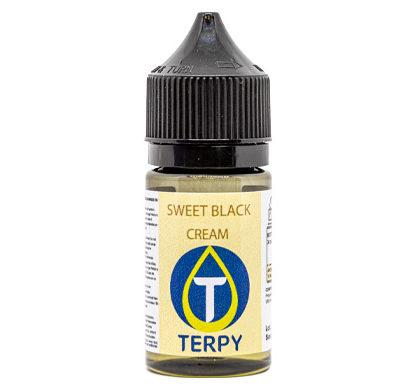 Flacon de 60ml liquides cigarette electronique gourmand Sweet Black