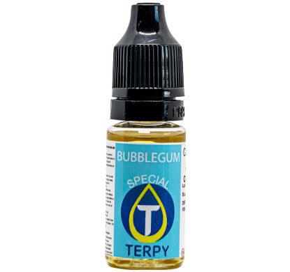 Flacon de 10ml arome cigarette electronique premium Bubblegum
