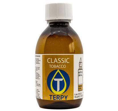 Bouteille de 250ml liquides cigarette electronique tabac Classic