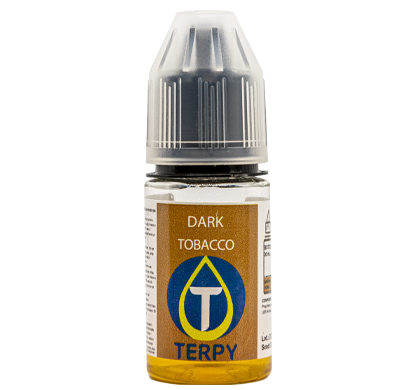Flacon de 60ml liquides cigarette electronique tabac Dark