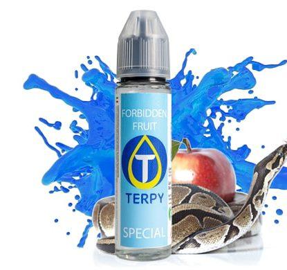 Flacon de liquides premium aux forbidden fruit pour cigarettes électroniques à vapoter