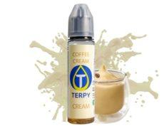 coffee cream e liquide gourmand pour cigarette electronique dans le flacon de 30 ml