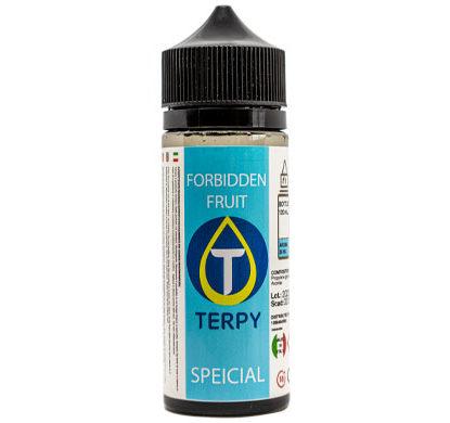 Flacon de 120ml liquides cigarette electronique premium Forbiddren Fruit
