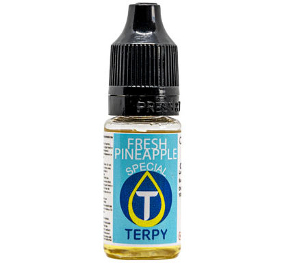 Flacon de 10ml arome cigarette electronique premium Fresh Pineapple