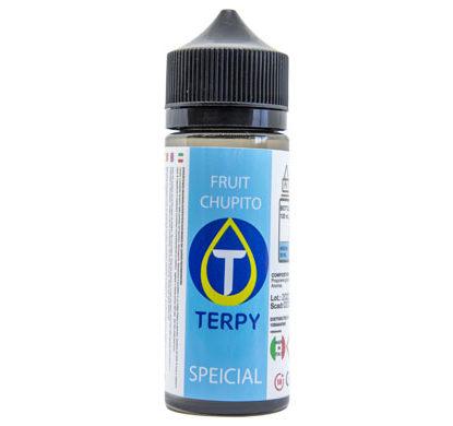Flacon de 120ml liquides cigarette electronique premium Fruit Chupito