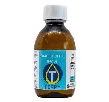Bouteille de 250ml liquides cigarette electronique premium Fruit Chupito