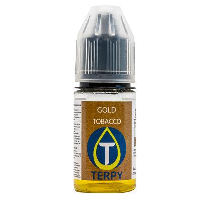 Flacon de 60ml liquides cigarette electronique tabac Gold