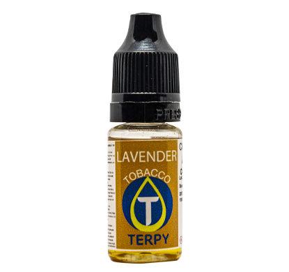 Flacon de 10ml arome cigarette electronique tabac Lavender