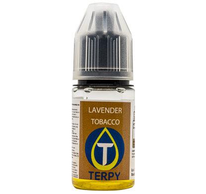 Flacon de 60ml liquides cigarette electronique tabac Lavender