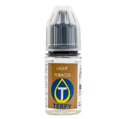 Flacon de 60ml liquides cigarette electronique tabac Light