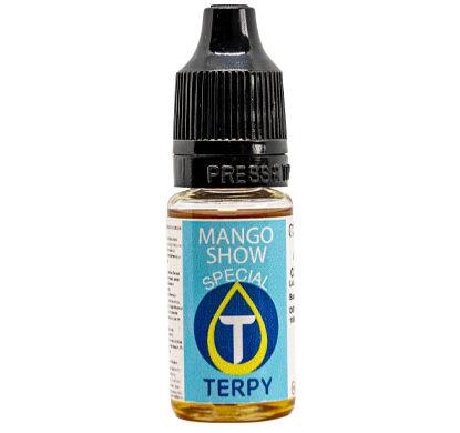 Flacon de 10ml arome cigarette electronique premium Mango Show