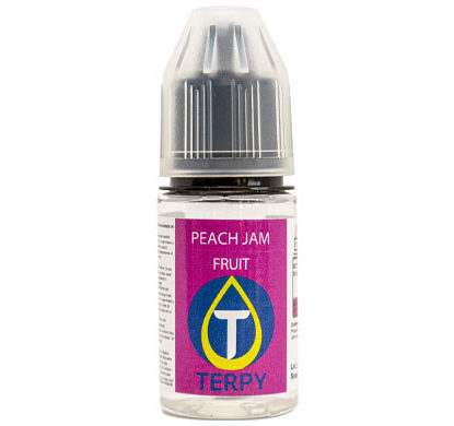 Flacon de 60ml liquides cigarette electronique fruite Peach Jam