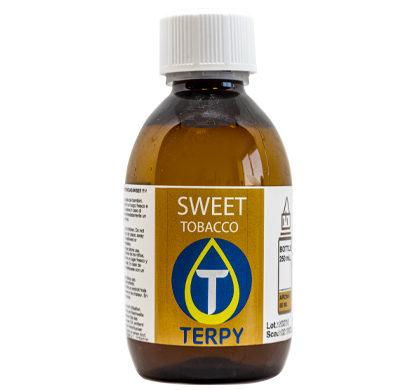 Bouteille de 250ml liquides cigarette electronique tabac Sweet