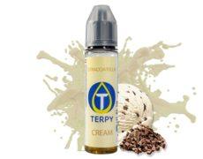bouteille de stracciatella e-liquide pour cigarette electronique sans nicotine