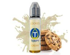 cookies liquide pour cigarette electronique au goût de biscuits