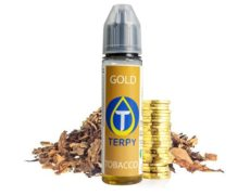 goût gold tabac pour cigarette electronique dans le flacon de 30ml