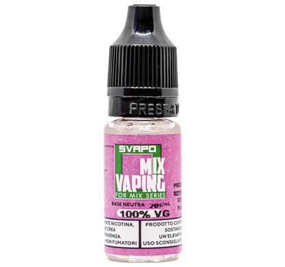Basette de 10ml base nicotine cigarette electronique