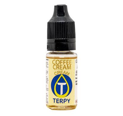 Flacon de 10ml arome coffee cream