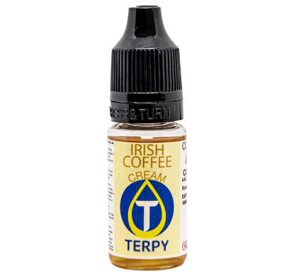 Flacon de 10ml arome irish coffee