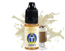 bouteille de arome gourmand au goût de irish coffee