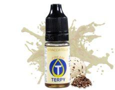 bouteille de stracciatella arome pour cigarette electronique goût gourmand