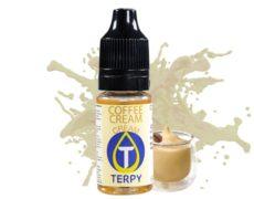 arome coffee cream goût gourmand