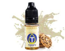 cookies arome pour cigarette electronique au goût de biscuits