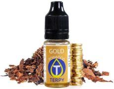 goût arome gold tabacco pour cigarette electronique avec ou sans nicotine