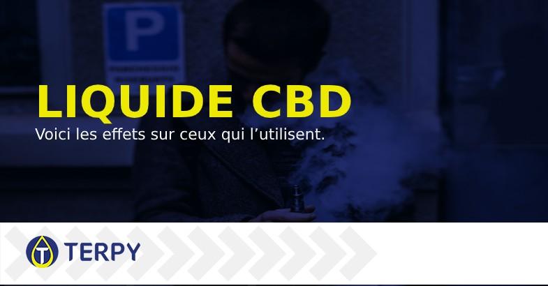 Liquide CBD