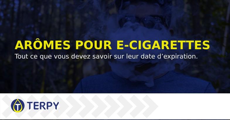 Arômes pour cigarettes électroniques