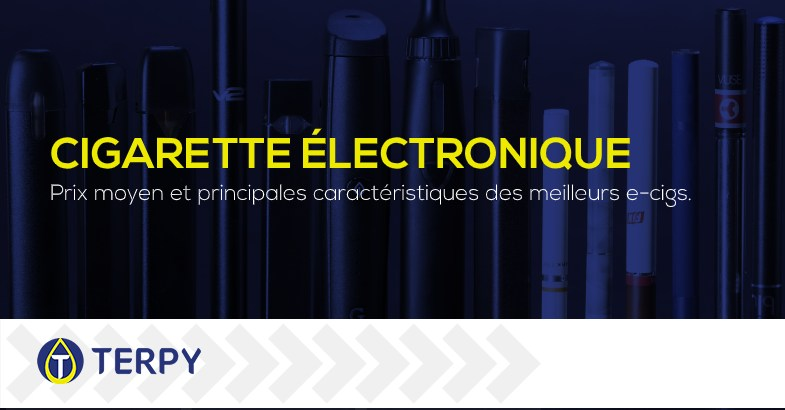 Cigarette électronique prix moyen