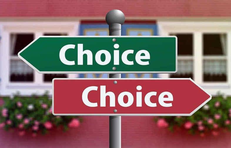 comment choisir