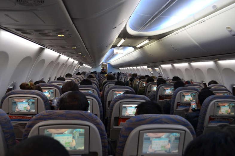 les liquides pour cigarettes électroniques dans l'avion
