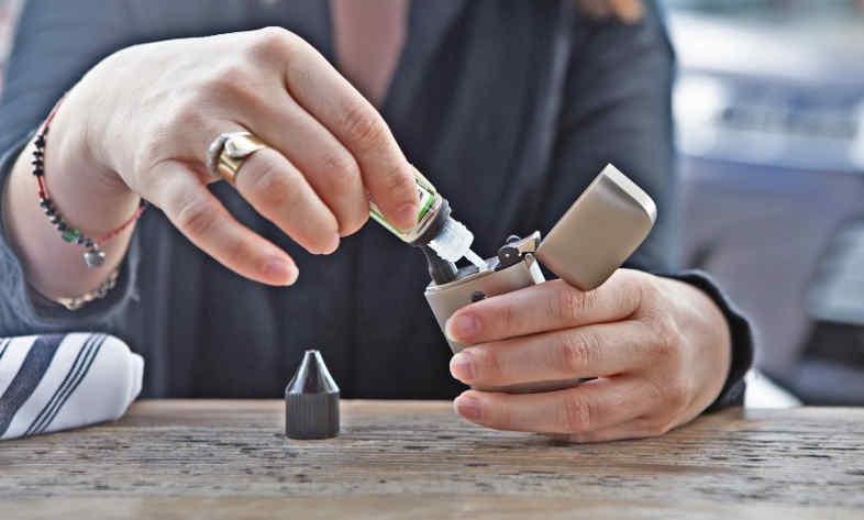 liquides de densité 70/30 pour la cigarette électronique