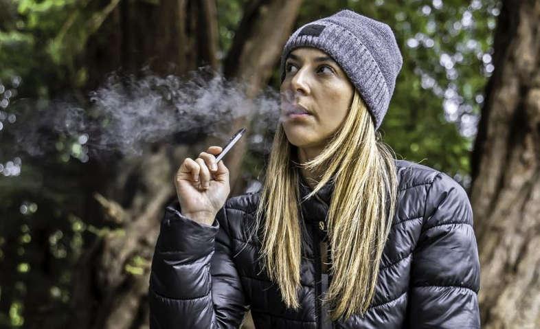 porte e-cigarette et liquides de vape