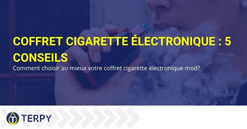 5 conseils pour éviter de faire des erreurs lors du choix de la box mod pour votre cigarette électronique