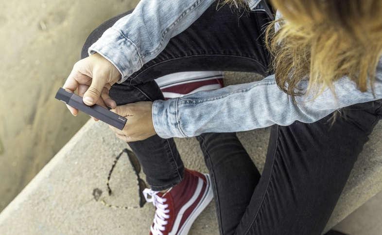 La cigarette électronique aide contre les dommages de la nicotine