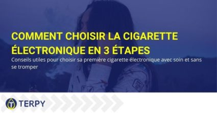 Cigarette électronique: choisissez-la en trois étapes