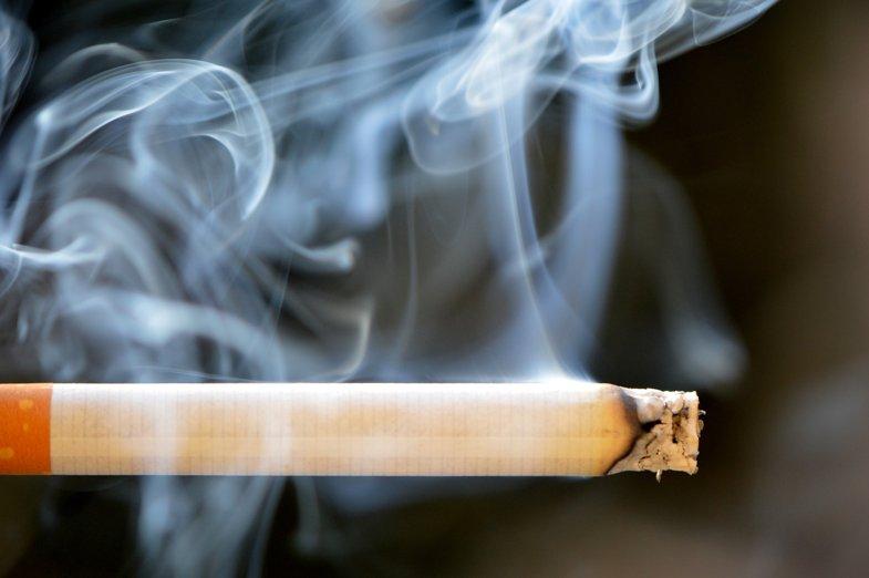 Dommages de la cigarette classique