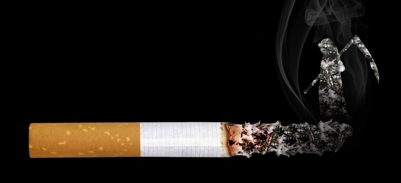 Les dommages de la nicotine à notre corps