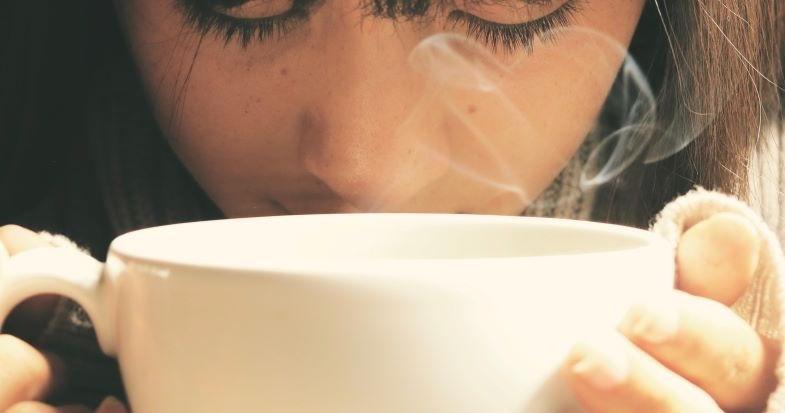 Café liquide pour cigarettes électroniques qui rappelle les odeurs d'une tasse.